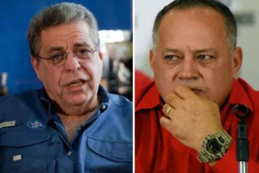 ¡REVELADOR! El bombazo que soltó Ravell: Ex escolta de Diosdado está custodiado por la DEA en Nueva York