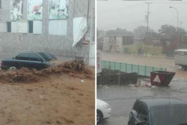 ¡URGENTE! Fuertes lluvias ocasionan caos en el estado Vargas (reportan casas tapiadas y fallecidos) (Fotos+Videos)