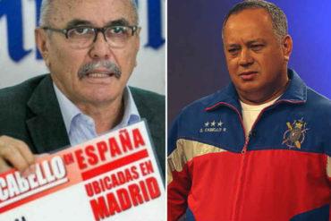 ¡CONTUNDENTE! Ismael García: Diosdado es un delincuente internacional y más temprano que tarde será capturado