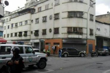 ¡LO ÚLTIMO! Enfrentamiento entre delincuentes y la FAES dejó un muerto y un policía herido en Santa Rosalía