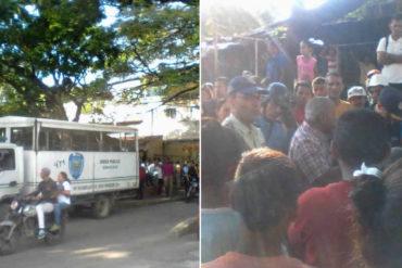 ¡NO SE LO PIERDA! Estas fueron las razones que llevaron a la intervención del Mercado Municipal de San Juan de Los Morros (+Fotos)