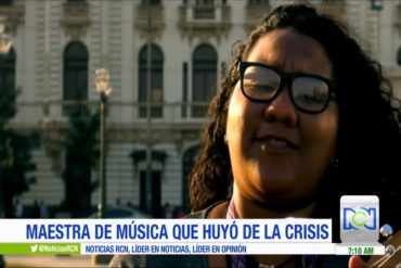 ¡LLEGA AL ALMA! El himno a los migrantes venezolanos que escribió una maestra de música (te sacará lágrimas)