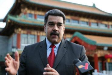¿ENTONCES, NICO? Las razones por las que muchos creen que Maduro le está entregando Venezuela a China