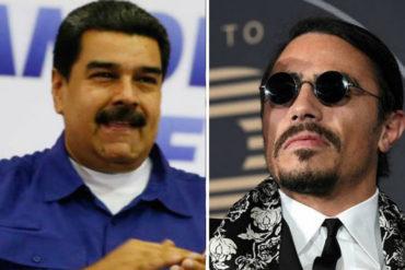 """¡JALA JALA! Los halagos de Maduro al chef Salt Bae tras mega banquete en Estambul: """"Es un hombre simpático, alegre y ama Venezuela"""" (+Video)"""