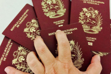 ¡PARA TENER EN CUENTA! Este será el nuevo costo del pasaporte tras aumento del petro anunciado este #20N