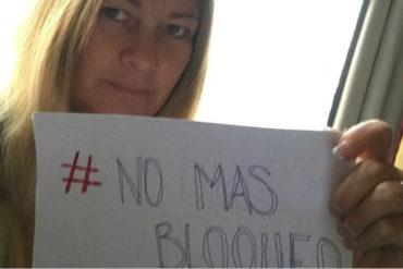 """¡REPUDIADA! Marisabel Rodríguez reapareció para pedir """"no más bloqueo"""" para Cuba y la estallaron: """"Que alguien le desbloquee el cerebro"""""""