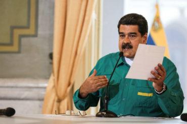 ¡AY, PAPÁ! Maduro propone un Sistema Comunal de Transporte Público (estará en manos de las comunas)