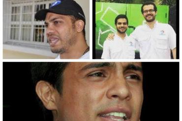 ¡LA NUEVA MODALIDAD! Con Lorent Saleh son 4 los presos políticos que han sido desterrados (+detalles)