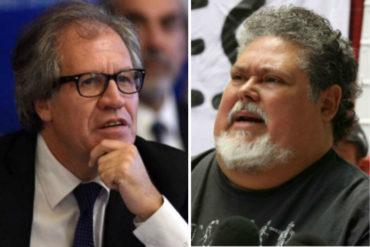 """¡NO GUSTARÁ A NICO! Almagro se reunirá con el """"Chavismo Originario"""": """"También hay un pueblo que, más allá de la dictadura, es solidario"""""""