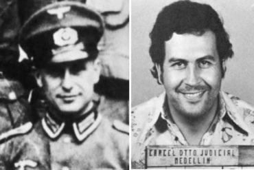 """¡SINIESTRO! Conozca al """"carnicero nazi"""" que ayudó a Pablo Escobar a hacer su imperio de la droga"""