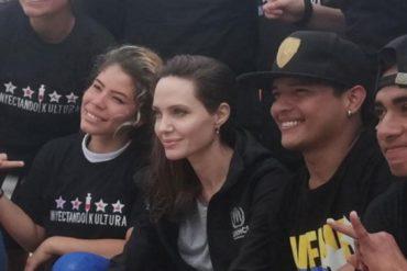 """¡CLARITO! Angelina Jolie sobre crisis migratoria: """"La situación es mucho más seria de lo que la gente cree"""" (+Video)"""