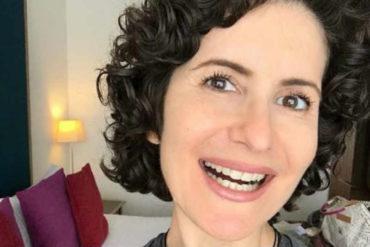 ¡ALENTADOR! El sentido mensaje que dedicó Anna Vaccarella a las mujeres que luchan contra el cáncer (+Foto)