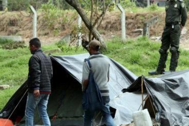 ¡TERRIBLE! Hombre asesinado a golpes por supuestamente intentar robarse un niño en Bogotá era venezolano