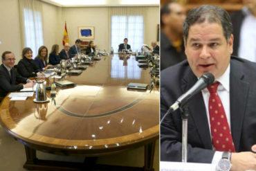 ¡IMPORTANTE! España otorgó la nacionalidad a Luis Florido y otras personalidades venezolanas