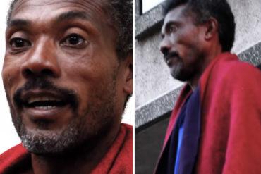 ¡DEMOLEDOR! Este venezolano llegó a pie a la frontera de Colombia con Ecuador y espera seguir su travesía a Perú (+detalles impactantes)
