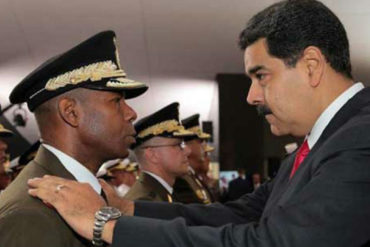 """¡LE CONTAMOS! La razón que habría llevado al exdirector del Sebin a """"traicionar"""" a Maduro"""