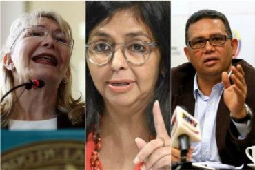 ¡SIN TAPUJOS! Luisa Ortega acusa a Delcy Rodríguez y González López de la muerte de Fernando Albán (+Video)