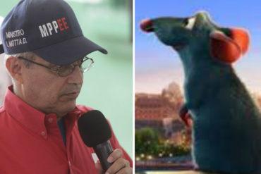 """¡PALO Y PALO! A Luis Motta Domínguez le dieron duro en Twitter por decir que los apagones eran culpa de una """"rata"""""""
