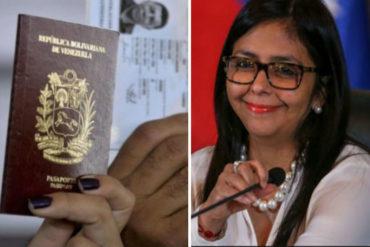 ¡HECHO EN REVOLUCIÓN! El pasaporte venezolano se volvió uno de los más caros del mundo