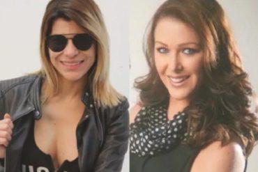 "¡QUÉ FUERTE! Angie Pérez aseguró que Djane Nany es una ""enchufada"" (mostró pruebas)"