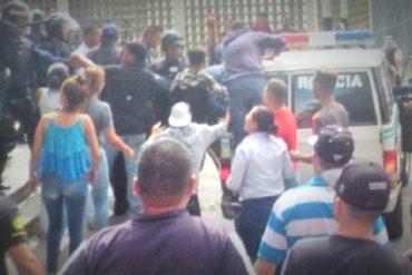 ¡ATERRADOR! El relato de una madre que vio a su hijo de 10 años enfrentarse a un malandro en Caracas