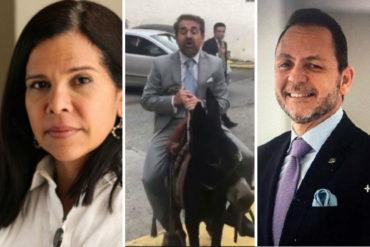 ¡QUÉ FUERTE! La acusación que hizo Gabriela Ramírez sobre el caso Globovisión (salpica a Lavaca y a su burro)