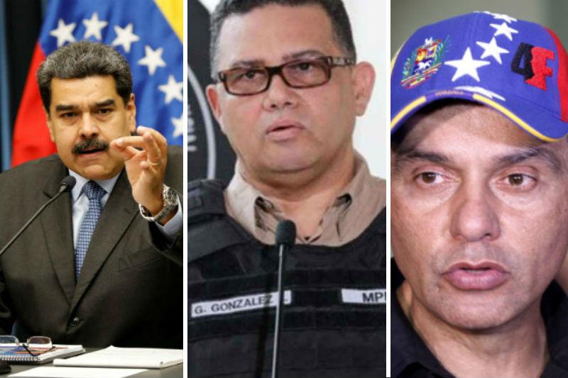 ¡GRAVE! La perla que soltó el ex ministro García Plaza sobre supuesta detención de González López: Podría ser una jugada de Maduro para limpiar su gestión