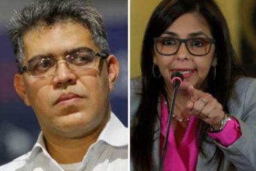 ¡NI ÉL SE SALVÓ! La discusión entre Jaua y Delcy que lo llevó a ser destituido silenciosamente del Ministerio de Educación