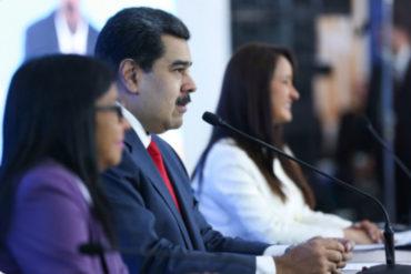 ¿QUÉ LE PICÓ? Maduro a los 4 gobernadores de oposición: Vamos a trabajar en coordinación, tienen nuestro apoyo