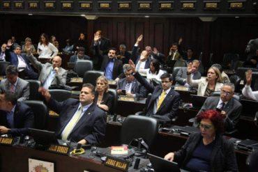 ¡SÉPALO! AN creará comisión especial para hacer seguimiento a procesos judiciales contra el Gobierno rojito