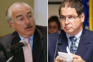 ¿SE PICÓ? Pastrana le tiró a los opositores que apoyaron a Zapatero en la AN y esta fue la reacción de Luis Florido