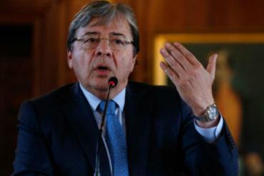¡LO ÚLTIMO! Colombia anuncia prohibición de ingreso de funcionarios venezolanos a su territorio