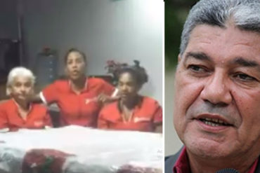 """¡INDIGNANTE! Trabajadoras públicas fueron maltratadas por hija del ministro de Trabajo: Las encerró en un cuarto para """"no verlas"""" (+Video)"""