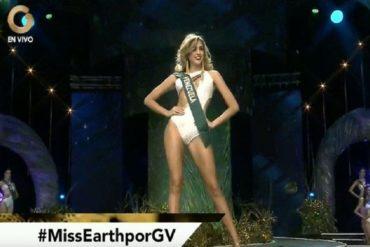¡MÍRELA! Así fue la participación de Diana Silva en el Miss Earth 2018: lo dio todo en el escenario (+Fotos +Video)