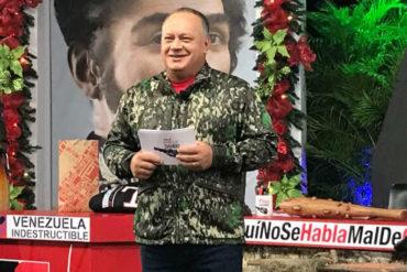 """¡SE ADELANTÓ! Cabello celebra supuesta """"victoria revolucionaria"""" en la UC: """"Triunfó la juventud patriota"""""""