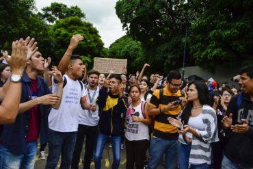¡LO ÚLTIMO! Movimiento estudiantil convoca movilización y vigilia para este #12Feb (+Horarios de encuentro)