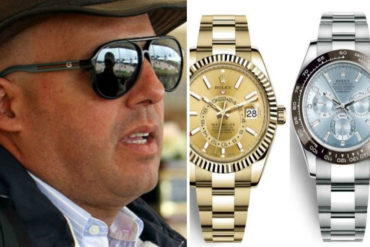 ¡PURO LUJO! Esta es la costosa colección de relojes de Alejandro Andrade, ex tesorero de Hugo Chávez, acusado de lavado de dinero (+Lista detallada)