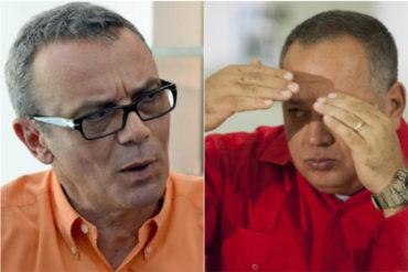 ¡SE LO DIJO CLARITO! Salvatore Lucchese a Diosdado Cabello: Despierta, la DEA es tu única salida