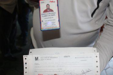 ¡HUMILLANTE! Tras 12 años de servicio trabajador del Metro de Caracas fue liquidado (vea la misera cantidad que le dieron)