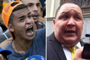 ¡PA' QUE SEA SERIO! Tuiteros y políticos piden la renuncia al diputado José Britotras insultar a María Corina en audio filtrado