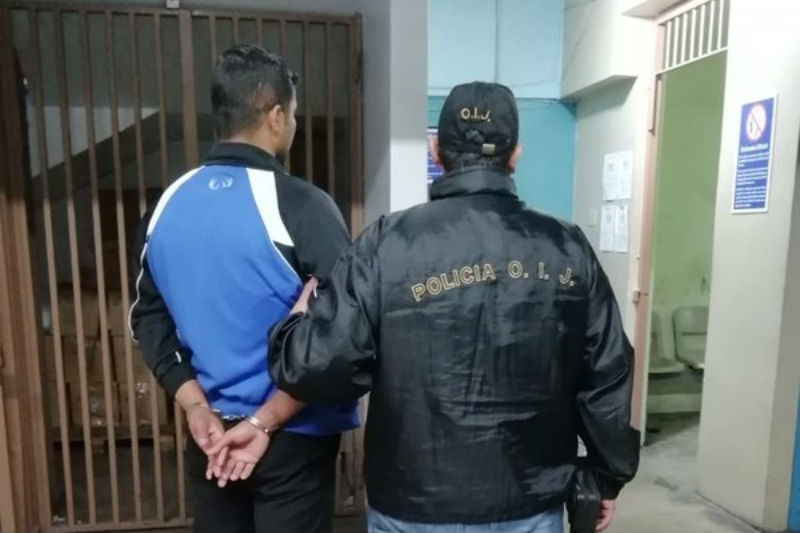 ¡EL DATO! Sospechoso de matar a venezolana en Costa Rica tenía visa de turista y debía abandonar el país en septiembre