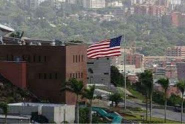 """¡SE LO MOSTRAMOS! Embajada de EE.UU deseó """"que cada hogar venezolano se llene de alegría, amor y paz"""" y así respondieron los tuiteros"""