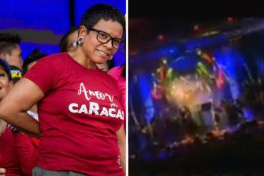 ¡PÍLLALO! El rumbón que prepara Érika Farías para despedir el 2018 en la Plaza Bolívar (+artistas enchufados) (+Video)