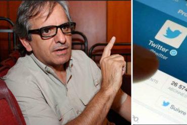 """¡TOMA! Héctor Manrique le lanzó a quienes no votaron en las elecciones a concejales: """"Señores abstencionistas, Ganaron"""" (en Twiter no lo perdonaron)"""