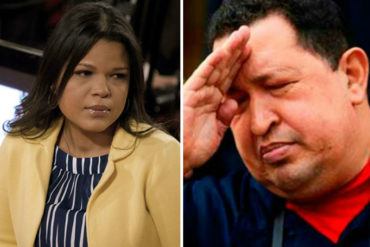 ¡AY, QUÉ COSA! La hija predilecta de Hugo Chávez advierte que miles de fotos de su padre podrían desaparecer de internet en 2019