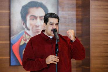 """¡POR FAVOR! El cínico mensaje de Maduro por conmemoración de la muerte de Bolívar: """"El ejemplo del Libertador nos inspira"""""""