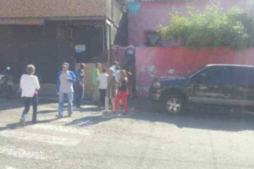 ¡ABUSO! Electores fueron amenazados con no entregarles el pernil si no votaban por los candidatos de Maduro