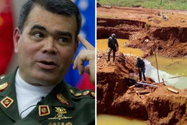 ¡NO ME DIGAS! Padrino López prometió a indígenas que no permitirán más ecocidio en Canaima y condenó muerte de pemón (+Video)