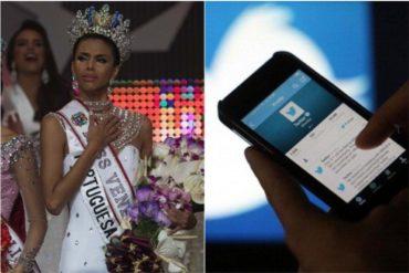 """¡POLÉMICA! """"De Petare pa'l mundo"""": La ola de críticas generadas por la forma en que Miss Venezuela 2018 celebró su triunfo"""