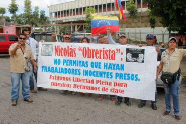 ¡LO ÚLTIMO! Enviaron a la Cárcel La Pica a los cuatro trabajadores de Venalum detenidos el fin de semana